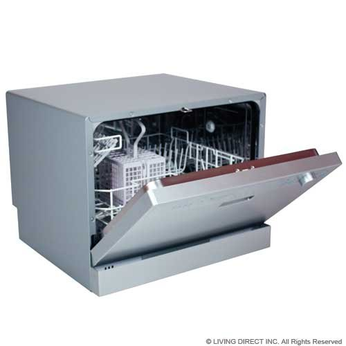 Countertop Dishwasher Winnipeg : New - Portable Countertop Dishwasher Digital Controls bunda-daffa ...