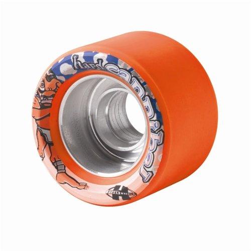 Hyper Cannibal Wheels - 96A Orange Cannibal Wheels - Derby Speed Skate