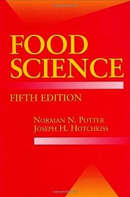 Food Science (Food Science Texts Series)
