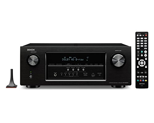 Review Of Denon AVR-S900W-R Recertified 7.2-Channel Full 4K Ultra HD A/V Receiver with Bluetooth and...
