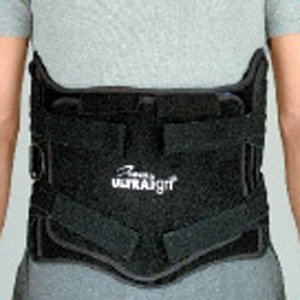 Back Support, Ultralign + Lso Non-Tapered, Xl, 15º