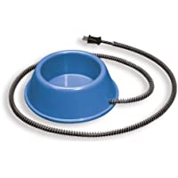 Allied Plastic Heated Pet Bowl 1-Quart