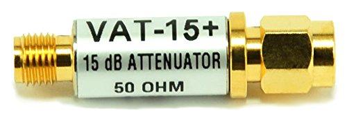 15Db Rf Fixed Inline Sma Attenuator Pad (Coaxial)