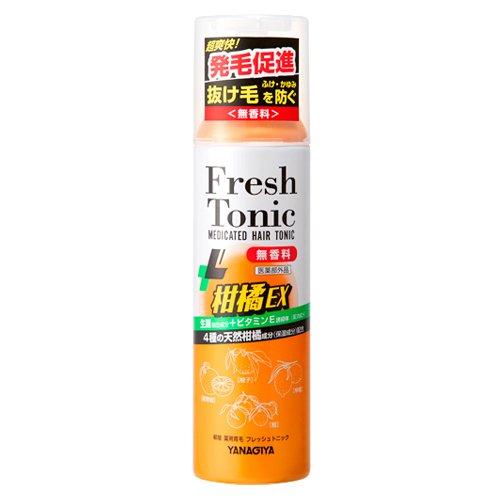 薬用育毛 フレッシュトニック 柑橘EX 無香料【HTRC2.1】