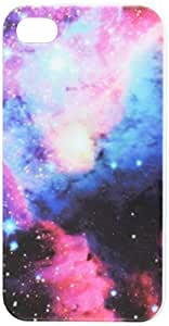 New Galaxy Space Universe Snap On Hard Case Cover Protector for iPhone 4 4S (7)