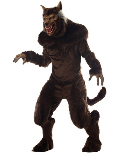 Deluxe Werewolf Costume Adult Mens Costume