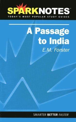 A Passage to India (SparkNotes Literature Guide) (SparkNotes Literature Guide Series)
