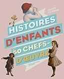 """Afficher """"Histoire d'enfants en 50 chefs-d'oeuvre"""""""