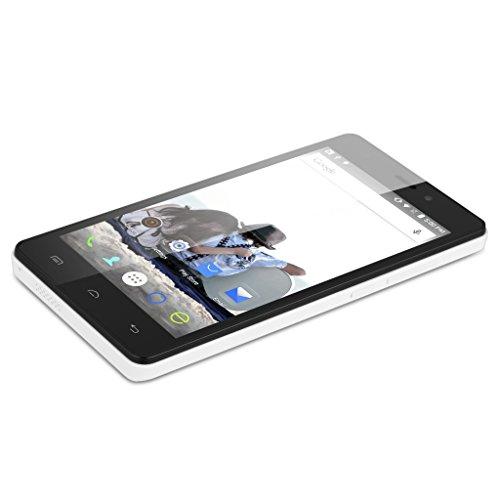 DOOGEE-X5-Pro-IPS-4G-Smartphone-Android-51-Lollipop-50-MT6735-Quad-Core-10GHz-Dual-SIM-de-Tlphone-Portable-2-Go-RAM-16-Go-ROM-DG-Xender-Intelligente-Wake-Air-Gestes-GPS-WIFI-Blanc