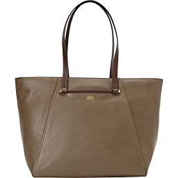 Vince Camuto Addy Tote, Chocolate Chip, One Size