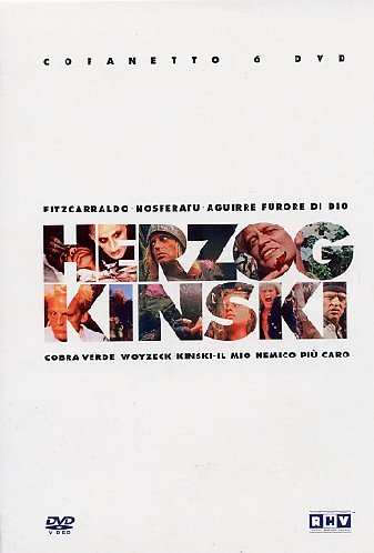 Herzog - Kinski [6 DVDs] [IT Import]