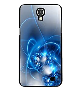 ColourCraft Abstract Image Design Back Case Cover for SAMSUNG GALAXY MEGA 2