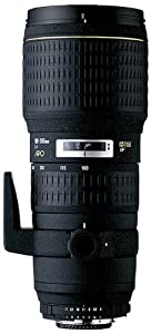 Sigma 100-300mm f/4 EX DG IF HSM APO Fast Aperture Telephoto Zoom Lens for Canon SLR Cameras