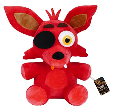 Five Nights at Freddy's Foxy 16-Inch Plush by Five Nights at Freddy's