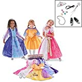 Once Upon a Time Princess Dress-up Chest 15 Pc