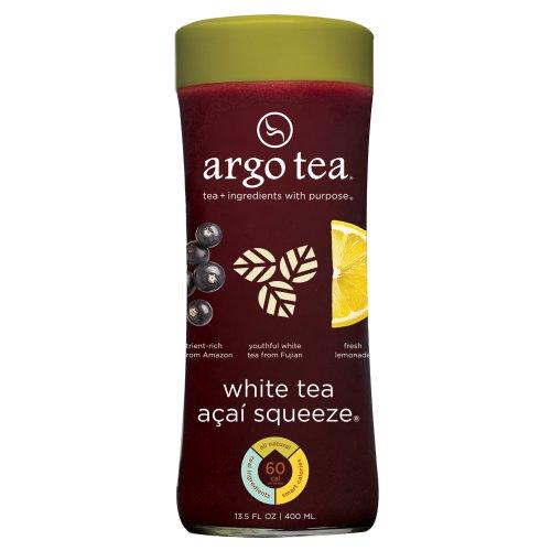 argo tea white tea a ai squeeze bottled tea case of 12. Black Bedroom Furniture Sets. Home Design Ideas