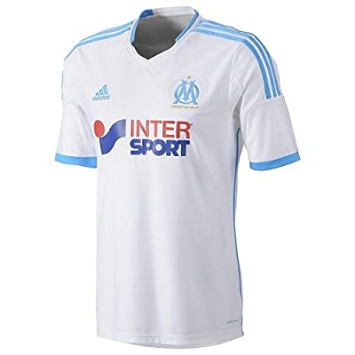 adidas Olympique Marseille Home Jersey (2XL)