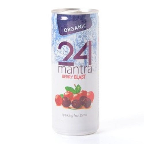 Buy 24 Mantra Berry Blast, 250ml at Rs 29 Only with free Delivery @ Amazon - Tricksntricky.com