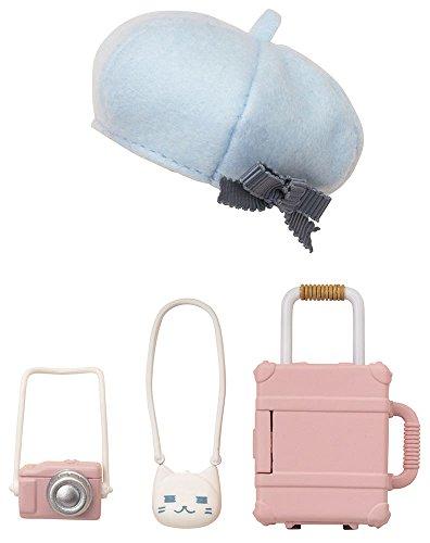 キューポッシュえくすとら とらべるセット (ベビーピンク) NONスケール PVC&ABS&ポリエステル製 フィギュア用アクセサリー