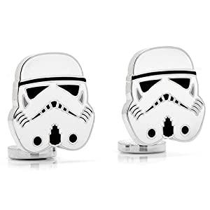 Star Wars Stormtrooper Storm Trooper Cufflinks Cuff Links