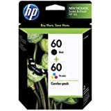 HP Photosmart D110a e-All-in-One Printer Ink Combo Pack
