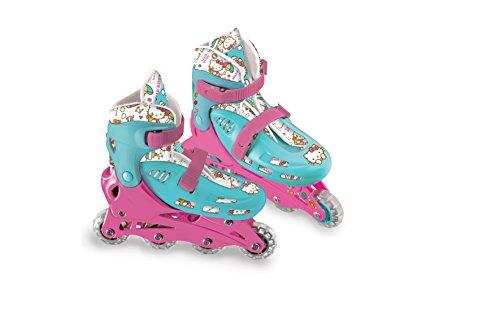 Mondo Motors - Jeu de Plein Air - Patins en Ligne - Hello Kitty - Taille M