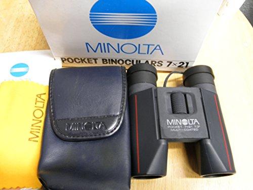 Minolta 7X21 Pocket Binoculars (Multicoated)