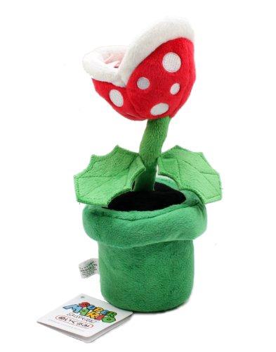 Super mario plante piranha jeux et jouets for Plante mario