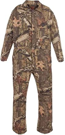 Berne Apparel Mens Quilt Lined Original Insulated Coverall by Berne