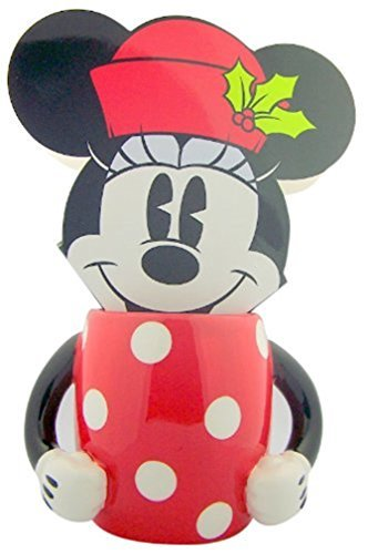 Disney Character Minnie Mouse 10Oz Ceramic Coffee Mug With Arm Handles
