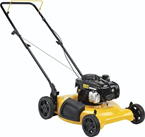 Poulan Pro PR500N21S Side Discharge Push Mower, 21-Inch by Husqvarna/Poulan/Weed Eater