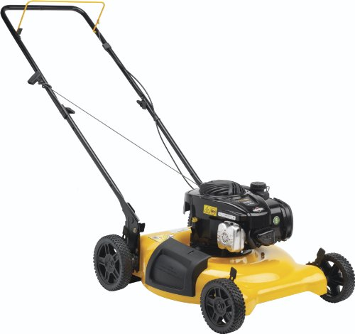 Poulan Pro PR500N21S Side Discharge Push Mower, 21-Inch (Discontinued by Manufacturer) image