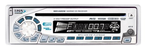 Boss Mr1420W Marine Cd/Am/Fm Receiver