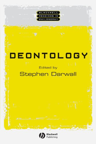 an analysis of the doctrine of double effect in deontology by stephen darwill