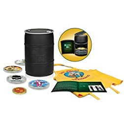 Breaking Bad: The Complete Series (+UltraViolet Digital Copy) [Blu-ray]