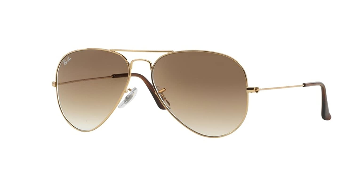best place to buy ray bans dozu  Ray-Ban RB3025 Aviator Sunglasses