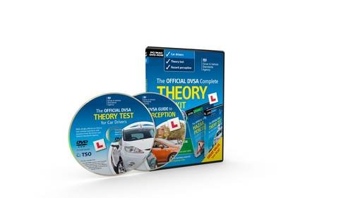 The Official Dvsa Complete Theory Test Kit 2014 front-877175