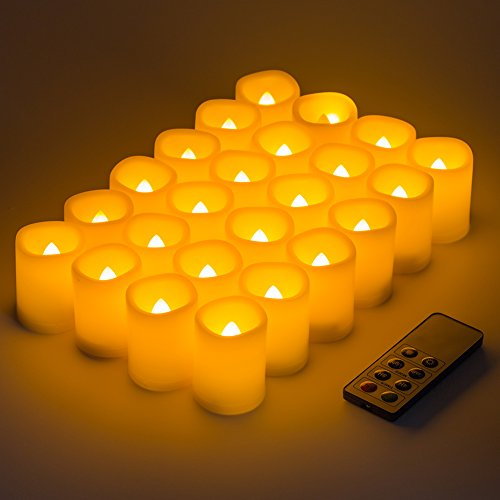 Flameless Candles Kohree Led Votive Candles Unscented