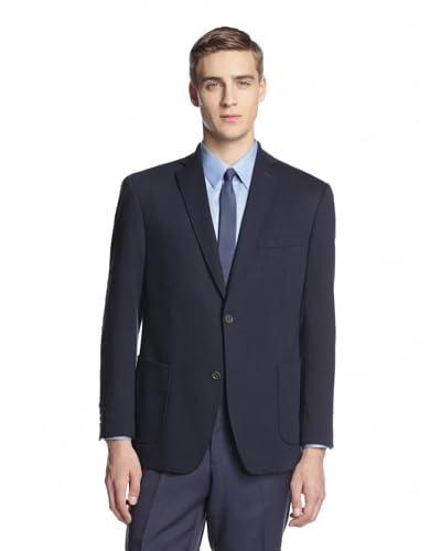 Calvin Klein Men's Mancini Two Button Knit Blazer