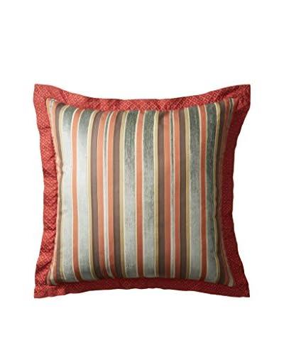 Belmont Home Rollins Pillow, Ocean/Poppy