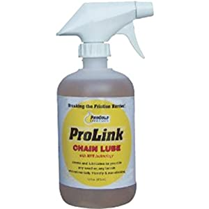 Progold Prolink 16-ounce Spray Chain Lube