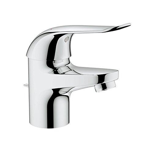 Euroeco Waschtisch-Einhebelmischer, 120 mm, verchromt 32763000