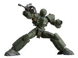 レガシーOFリボルテック 機動警察パトレイバー ヘルダイバー LR-006 (ABS&PVC塗装済みアクションフィギュア)