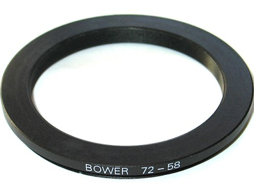 72mm TO 58mm STEP-DOWN RING