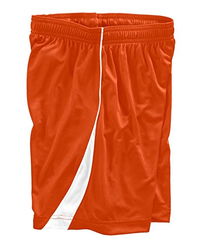 Under Armour Big Boys' Ua Chaos 7'' Soccer Shorts Youth Small Orange