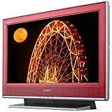 Sony Bravia S-Series KDL-32S3000/R 32-Inch 720p LCD HDTV, Red