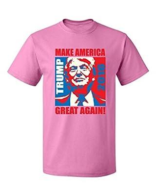 P&B Make America Great Again Trump 2016 Men's T-shirt