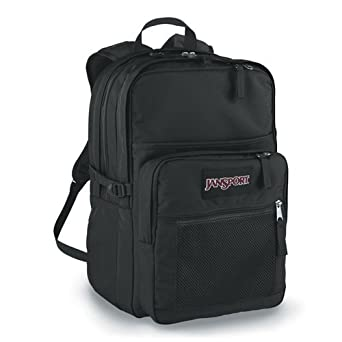 JanSport Super Student Backpack (Black)