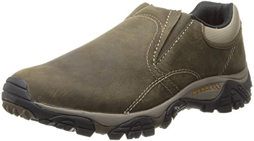 Merrell Men's Moab Rover Moc Slip-On Shoe,Kangaroo,10.5 M US