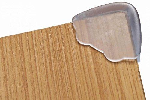 Countertop Edge Bumper : VOCHIC Clear Corner Guards Edge Bumper Protector Caring Childproofing ...